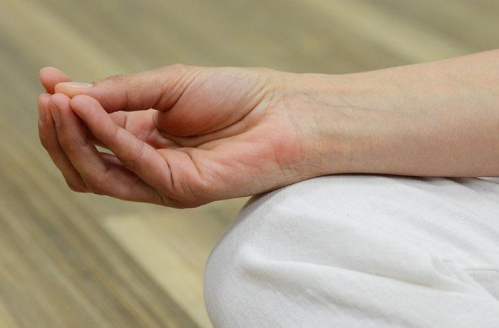 Mudras para meditar