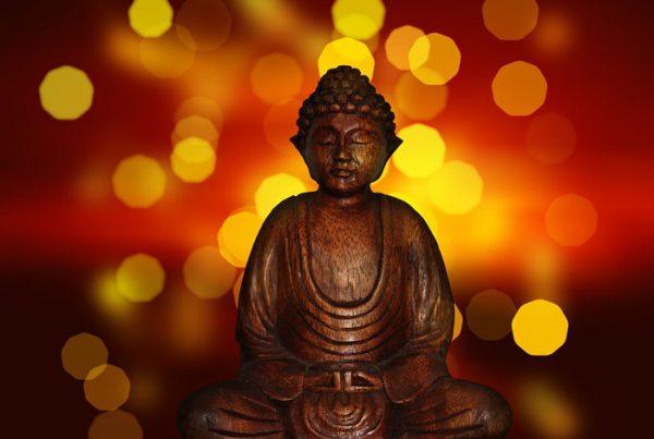 Dios del Budismo