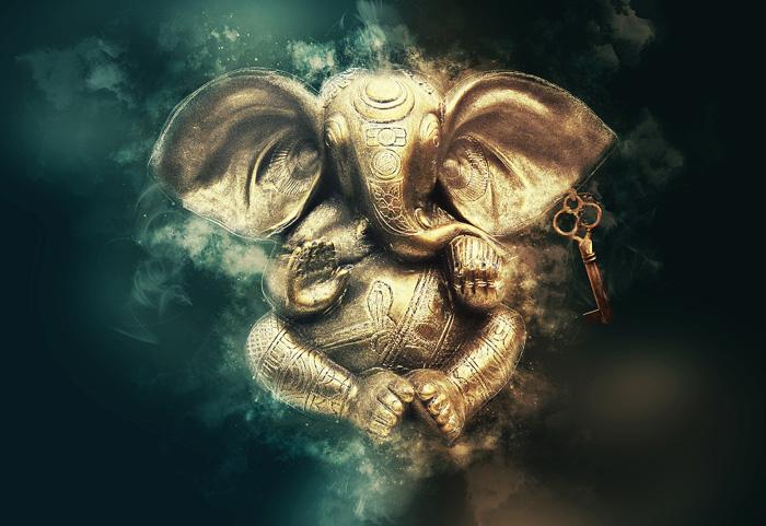 Elefante Buda Verlo Gratis