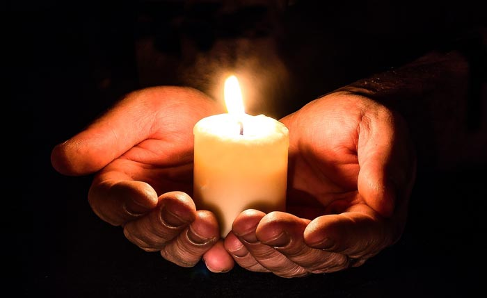 Oracion comunion espiritual