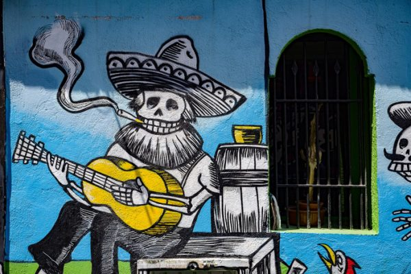 Religión de Mexico