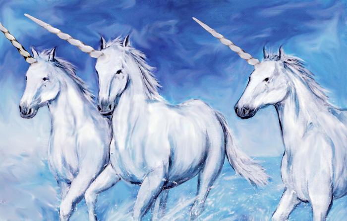 Unicornio Significado