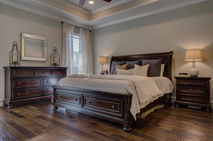 Feng shui espejos dormitorio
