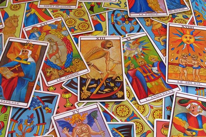 Interpretación Cartas Tarot