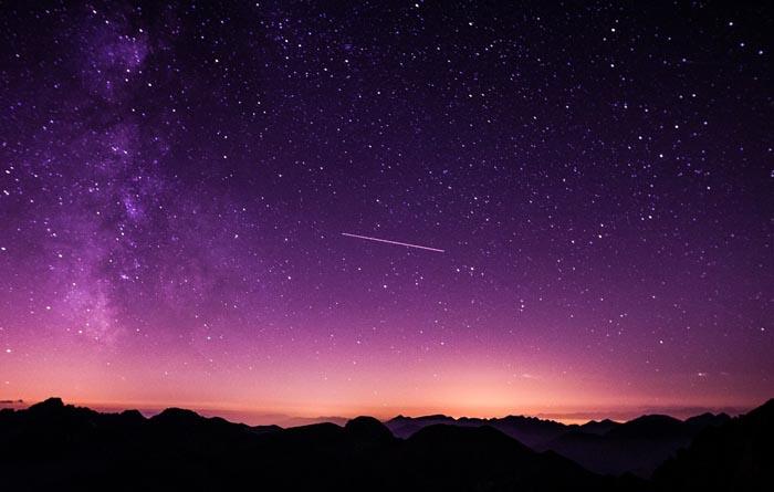 Soñar con Estrellas Fugaces