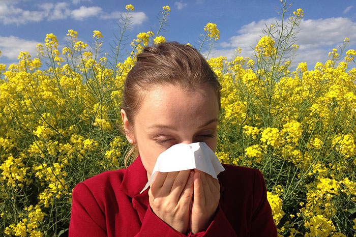 Cómo eliminar las Alergias para Siempre