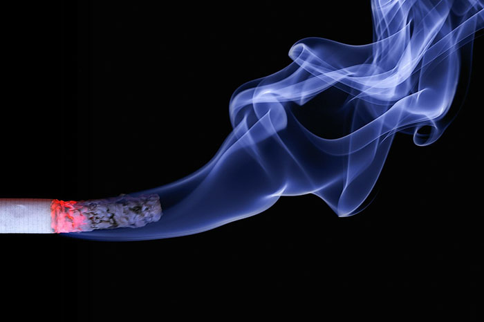 Estreñimiento al dejar de Fumar