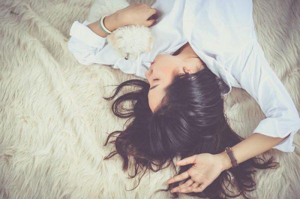 Mucho Sueño y Cansancio