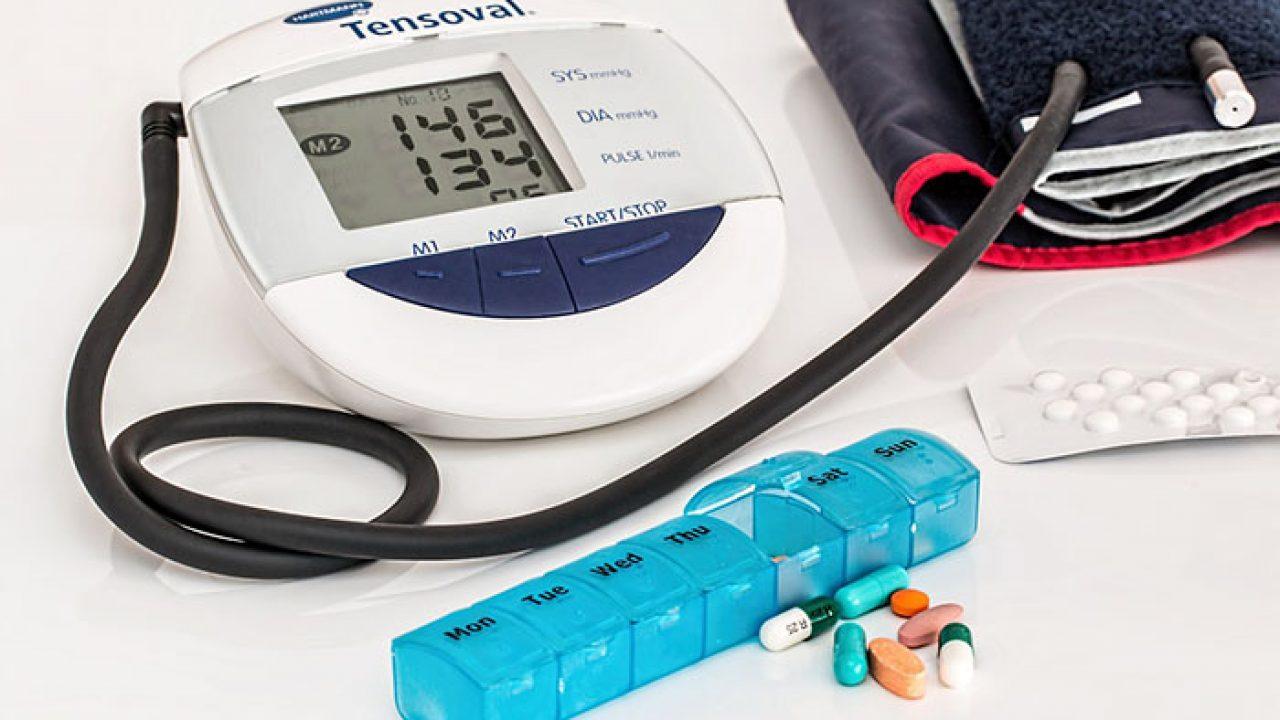 Tipos de medicamentos para la hipertensión arterial