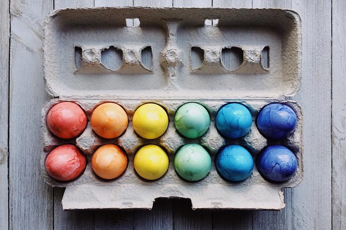 El significado de Soñar con Huevos