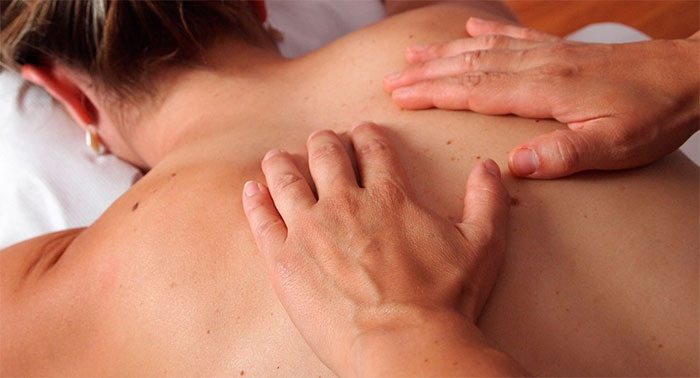 Como hacer masajes eróticos
