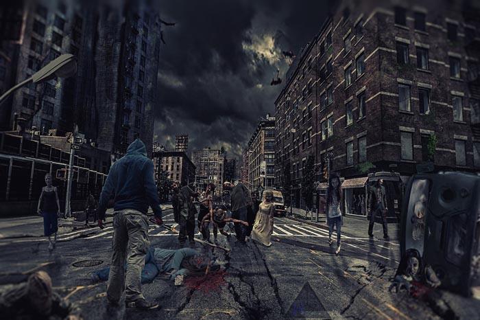 ¿Qué Significa Soñar con Zombies?