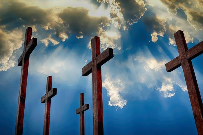 Símbolos religiosos católicos y cristianos