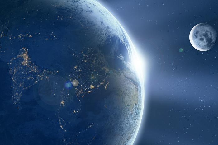 ¿Cuáles son los símbolos de los planetas?