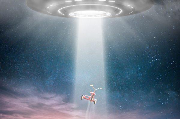 Las luces de Phoenix: Evidencia ovni