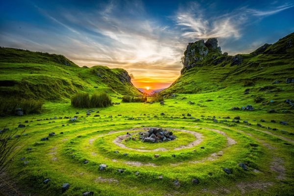 Círculo de la vida, qué es y que significa