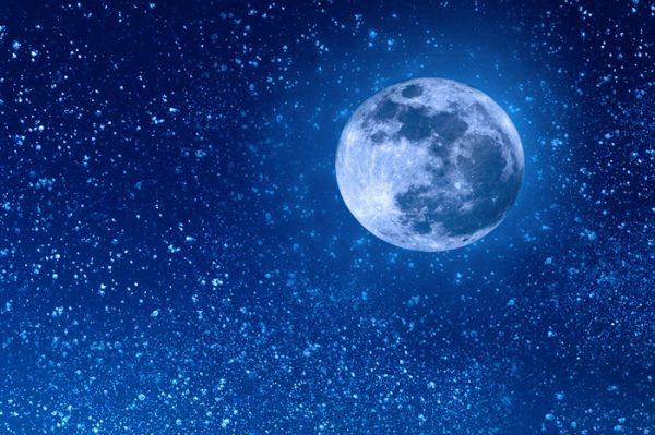Diosa de la luna, quien es y que significa